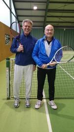 400 und 401: John Wellborn und Bernd Kantelberg