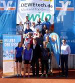 Sieger beim Energie-Cup 2015