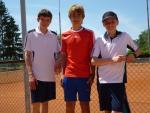 Lukas, Alex und Luis